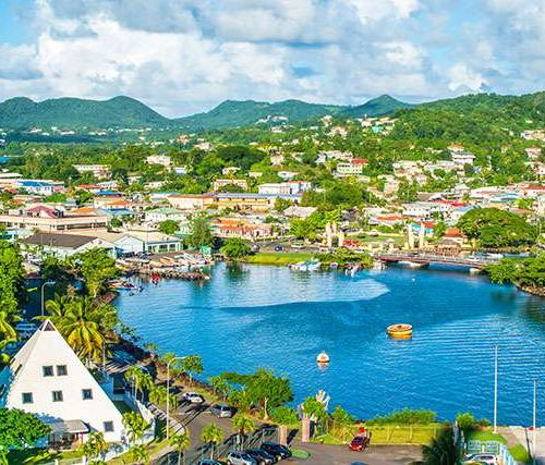 Saint-Lucia-announces-mandatory-pre-travel-testing-for-COVID-19